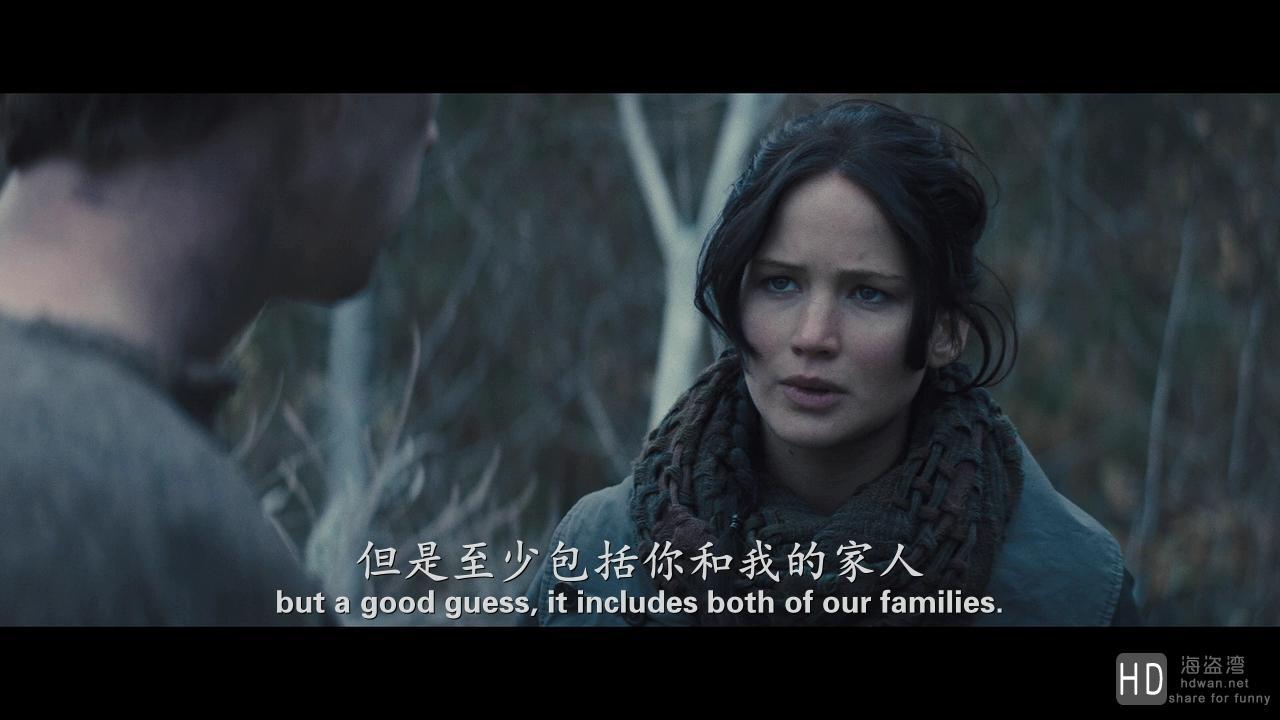 [动作] [2013][美国][饥饿游戏2:星火燎原][BD-RMVB/1.15G][英语/中英]