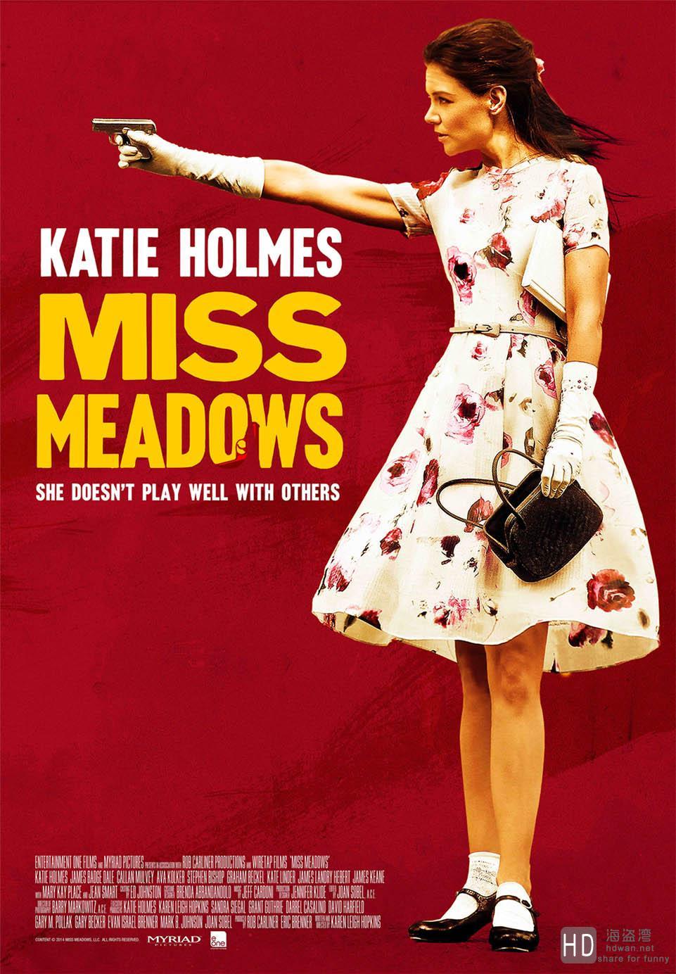 杀手女教师Miss Meadows