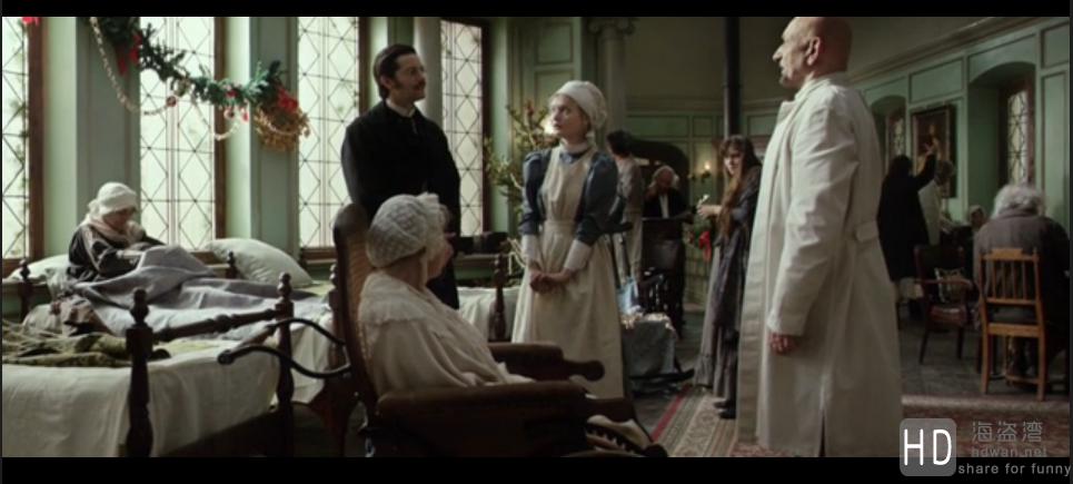 地狱医院/地狱病院/Eliza Graves.2014