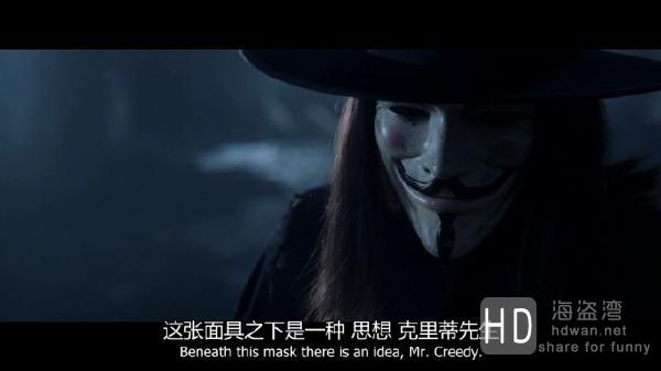 V字仇杀队 V for Vendetta (2005)