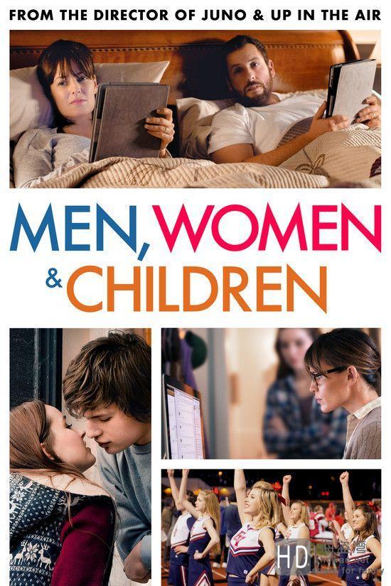 [2014][美国][男人女人和孩子 Men, Women & Children][DVD/MKV/BT电影下载]