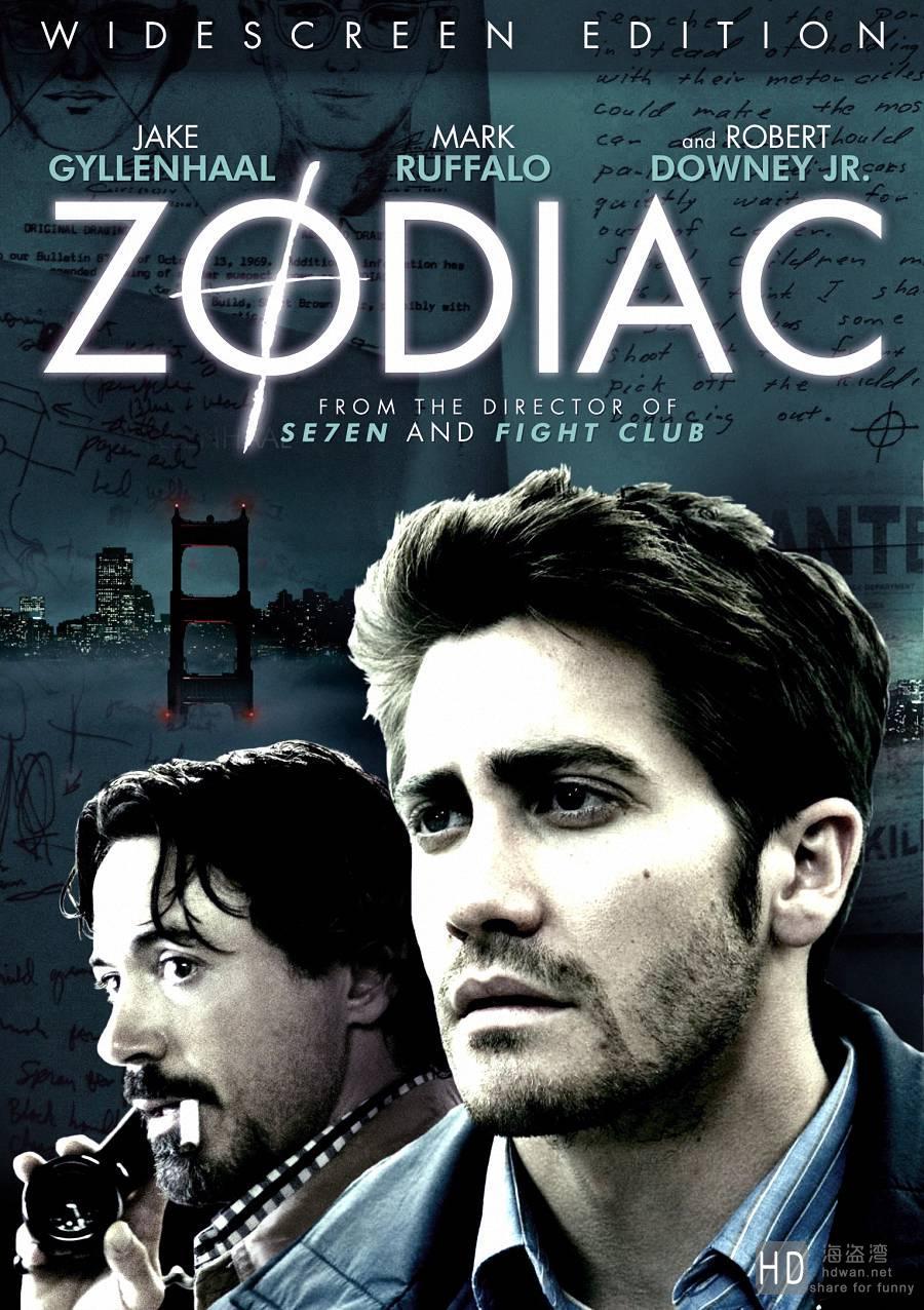 [2007][美国][十二宫 Zodiac][720P/BT高清电影下载]