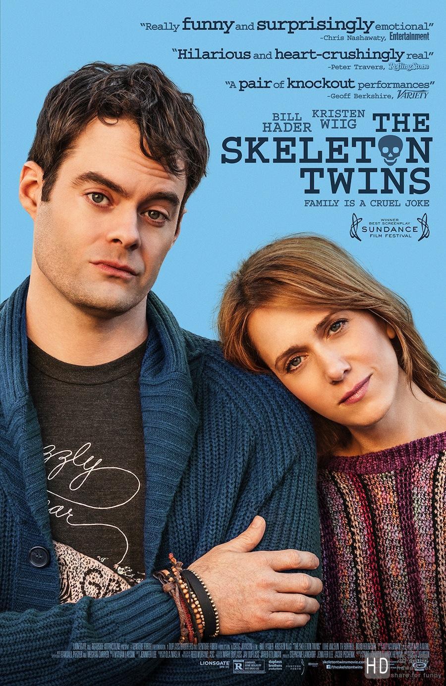 失魂姐弟/The Skeleton Twins.2014