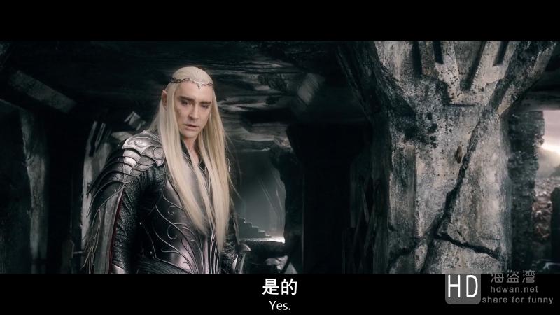 [2014][美国][霍比特人3:五军之战 The Hobbit: The Battle of the Five Armies][1080P已更新]