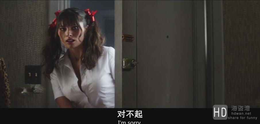 [2014][欧美][惊悚/动作][埃弗利/波霸杀神][中英字幕]