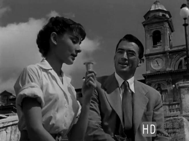 [1953][美国][剧情/喜剧/爱情][罗马假日/Roman Holiday][720P]