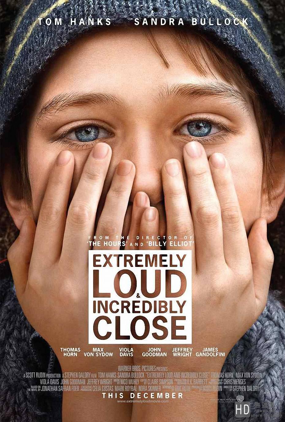 [2011][美国][特别响,非常近 Extremely Loud and Incredibly Close][1080P/高清电影下载]