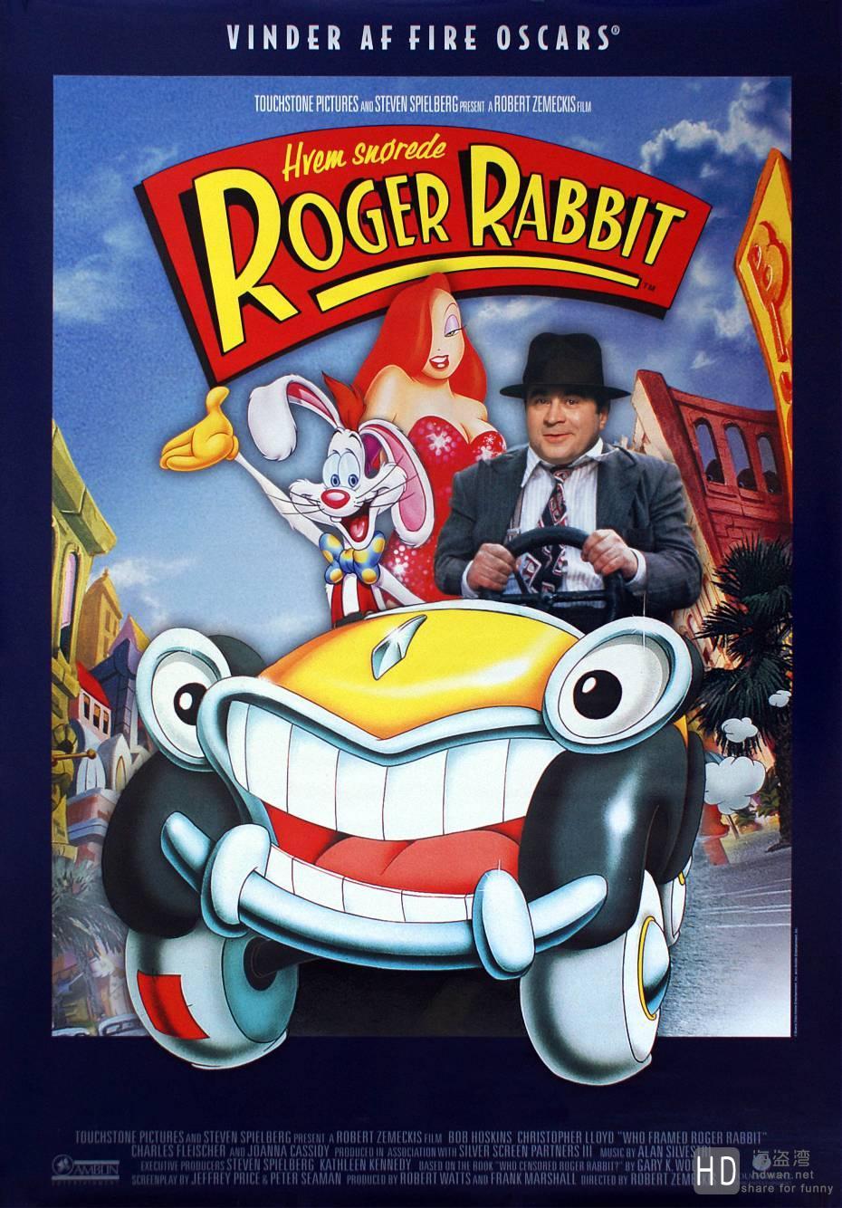 [1988][美国][动画/喜剧][谁陷害了兔子罗杰][]