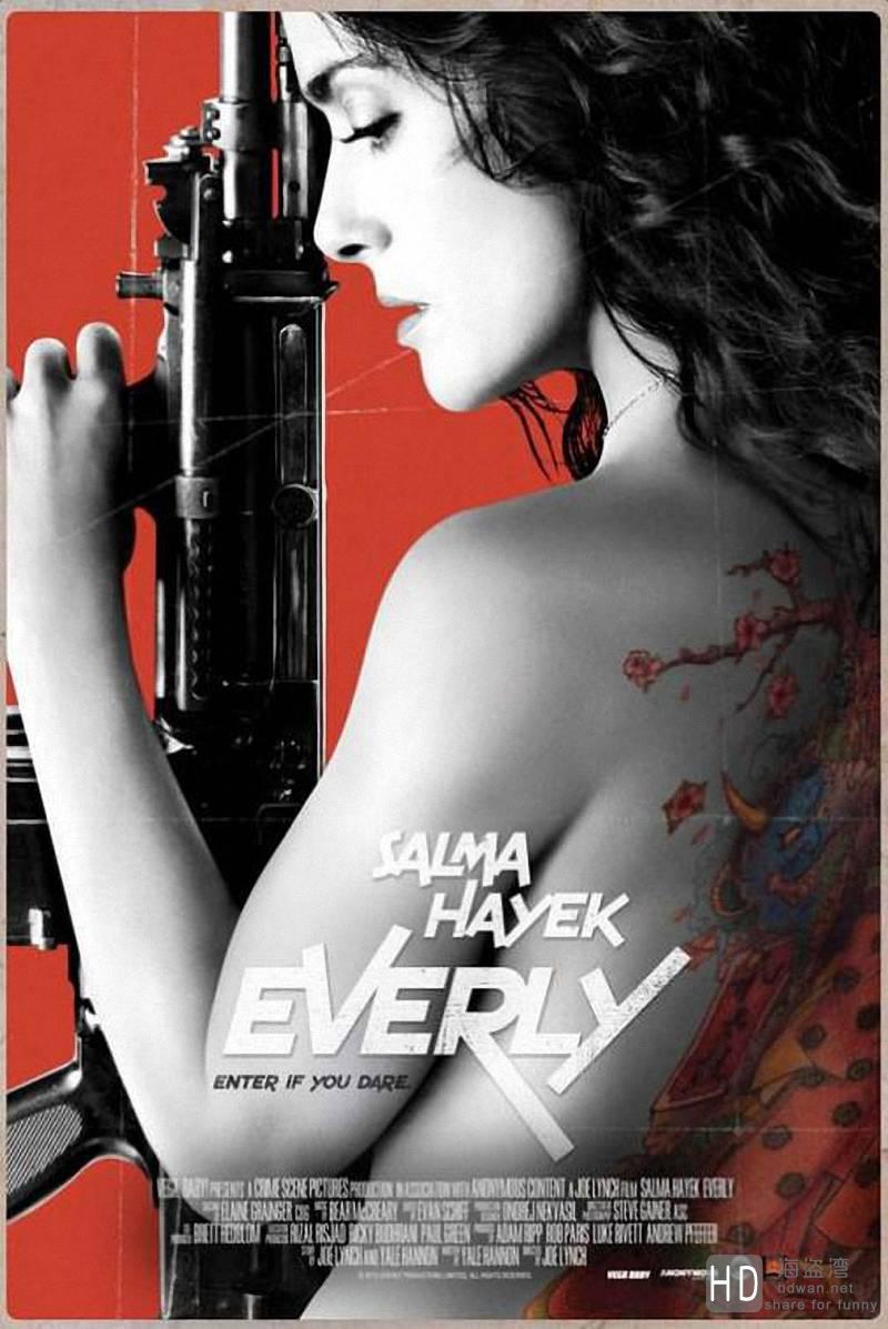 [2015][美国][埃弗利 Everly][DVD/MKV/BT电影下载]