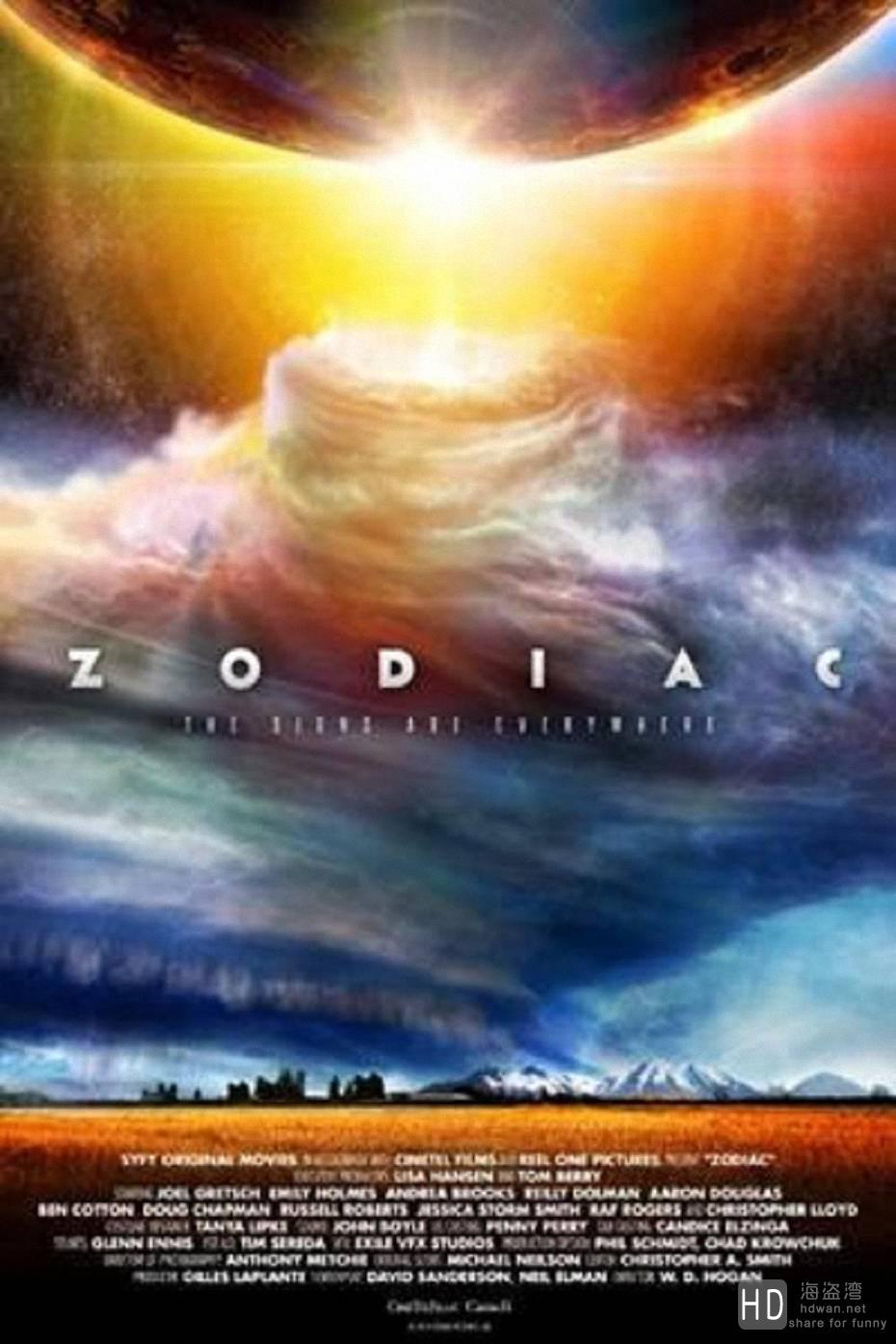 [2014][加拿大][十二生肖:世界末日的迹象 Zodiac: Signs of the Apocalypse][1080P/高清电影下载]
