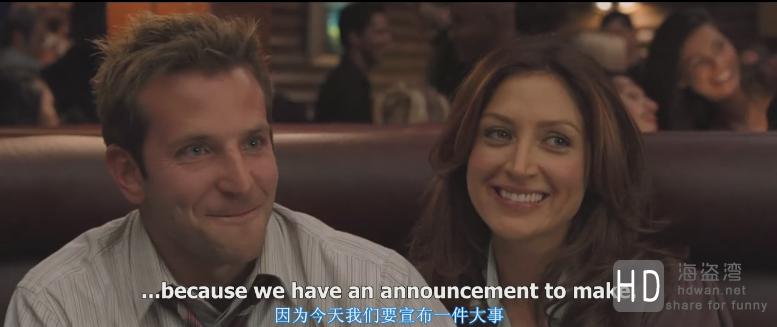 [2008][美国/澳大利亚][喜剧/爱情][好好先生][720P/1080P][中英字幕]