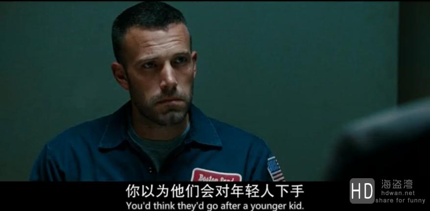 [2010][美国][剧情/惊悚/犯罪][城中大盗 The Town][中英双字]