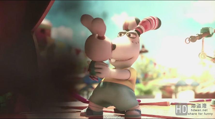 [2015][中国][动漫][闯堂兔2疯狂马戏团 Brave Rabbit 2 Crazy Circus][720P]