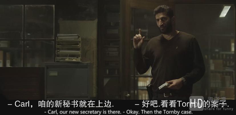 [2014][丹麦][惊悚][悬案密码2野鸡杀手][中英字幕]