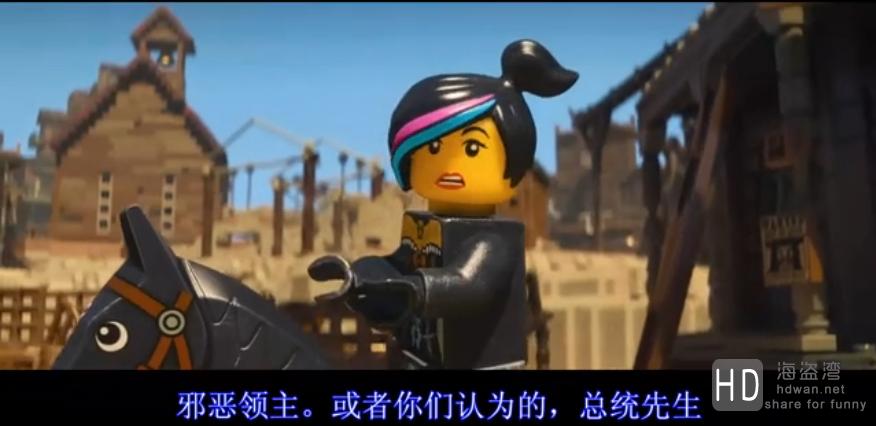 [2014][欧美][动画][乐高大电影/LEGO英雄传][BD-RMVB/1.13GB][中字][高清蓝光720P版]