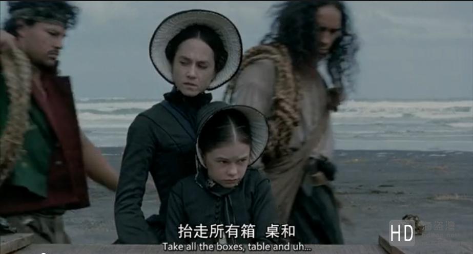 [1993][美国][爱情/战争][钢琴别恋.The.Piano][HR-HDTV.BDRE-MKV/1.69G][双语字幕]