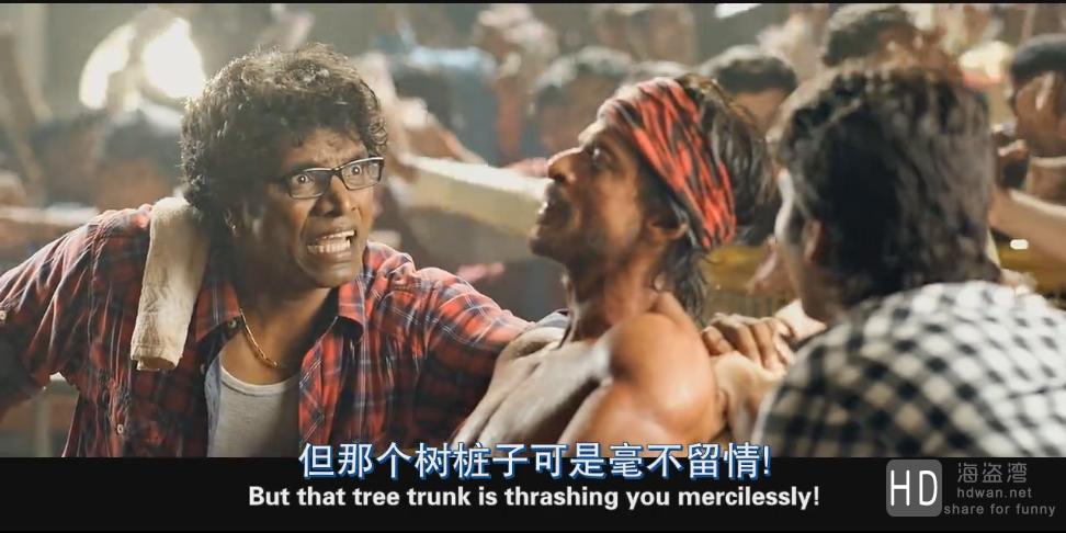 [2015][印度][喜剧][新年快乐之盗贼联盟/新年行动][BD-MKV/4.38G/3.55G/2G][中英字幕][蓝光/720P][3个版本]