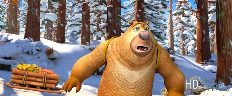 [2015][大陆][动画][熊出没之雪岭熊风][720P-1.8G/1080P-2G][国语中字][高清版更新]