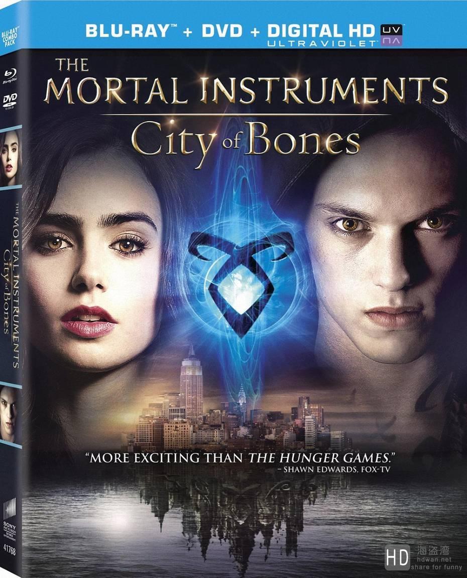 [2014][美国/德国/加拿大][动作/爱情/悬疑/奇幻][圣杯神器:骸骨之城 The Mortal Instruments: City of Bones][中文字幕]