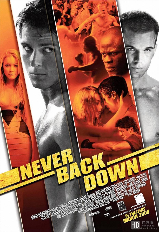 [2008][美国][剧情/动作][永不退缩 Never Back Down][720PP/高清电影下载]