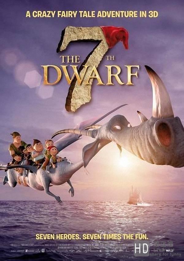 [2014][欧美][动画][七个小矮人 The.7th.Dwarf][1080p-3.1GB]