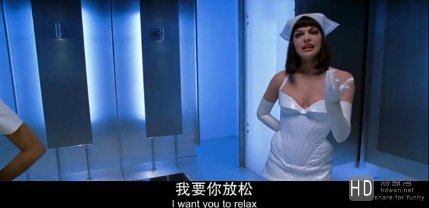 [2001][欧美][喜剧][超级名模/祖兰德][BD-MP4/1.1G][中英双字][720P]