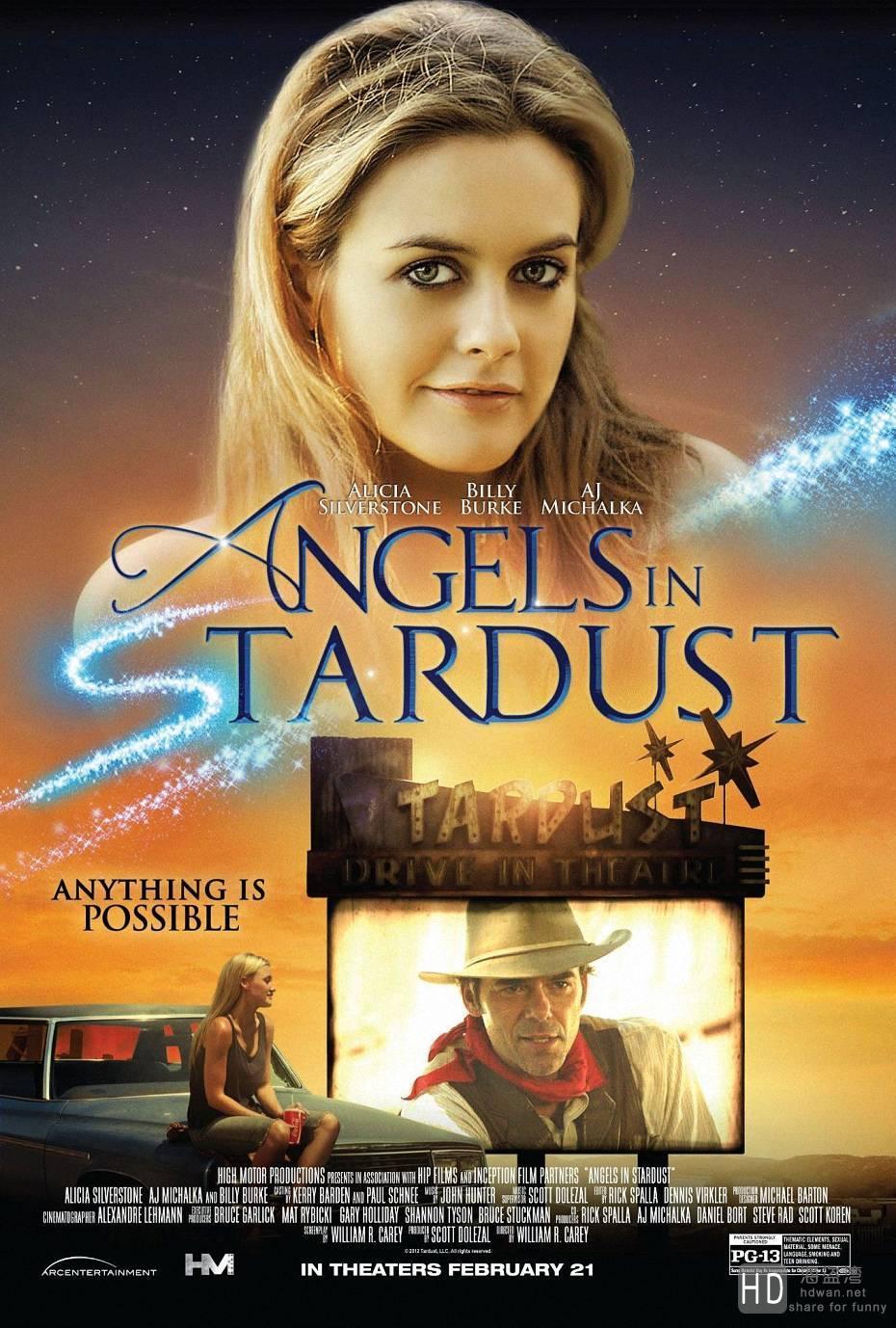 [2014][欧美][剧情][星尘天使 Angels.In.Stardust][720p-3.17GB/1080P-3.62GB]