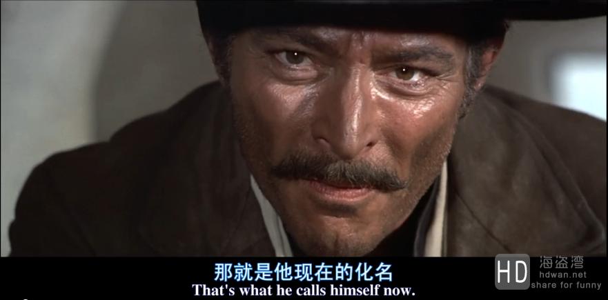 [黄金三镖客][1966][美国][剧情/动作][BD-R/1.5G][中英双字]