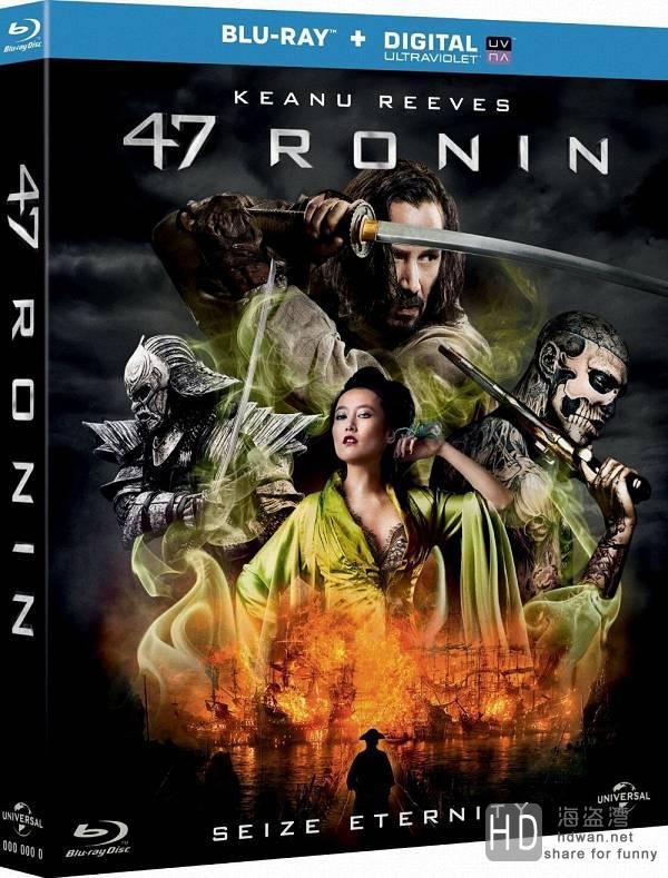 [47浪人/47.Ronin][2013][欧美][科幻][720P/1080P][外挂中英字幕]