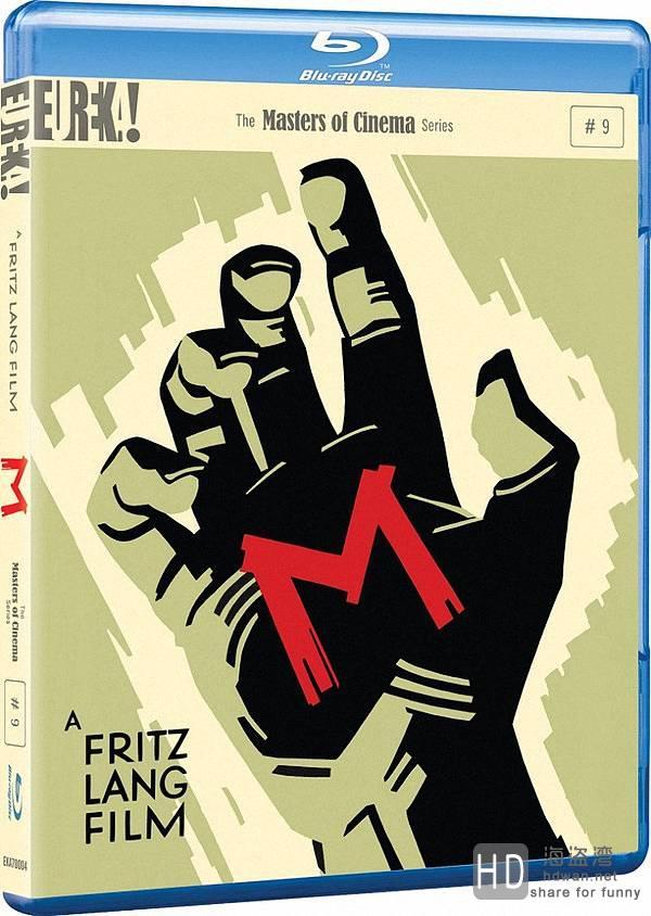 [M就是凶手/可诅咒的人][1931][欧美][犯罪][BD-RMVB/3.7G][中英字幕][480/720P双版][德国超经典犯罪惊悚片]