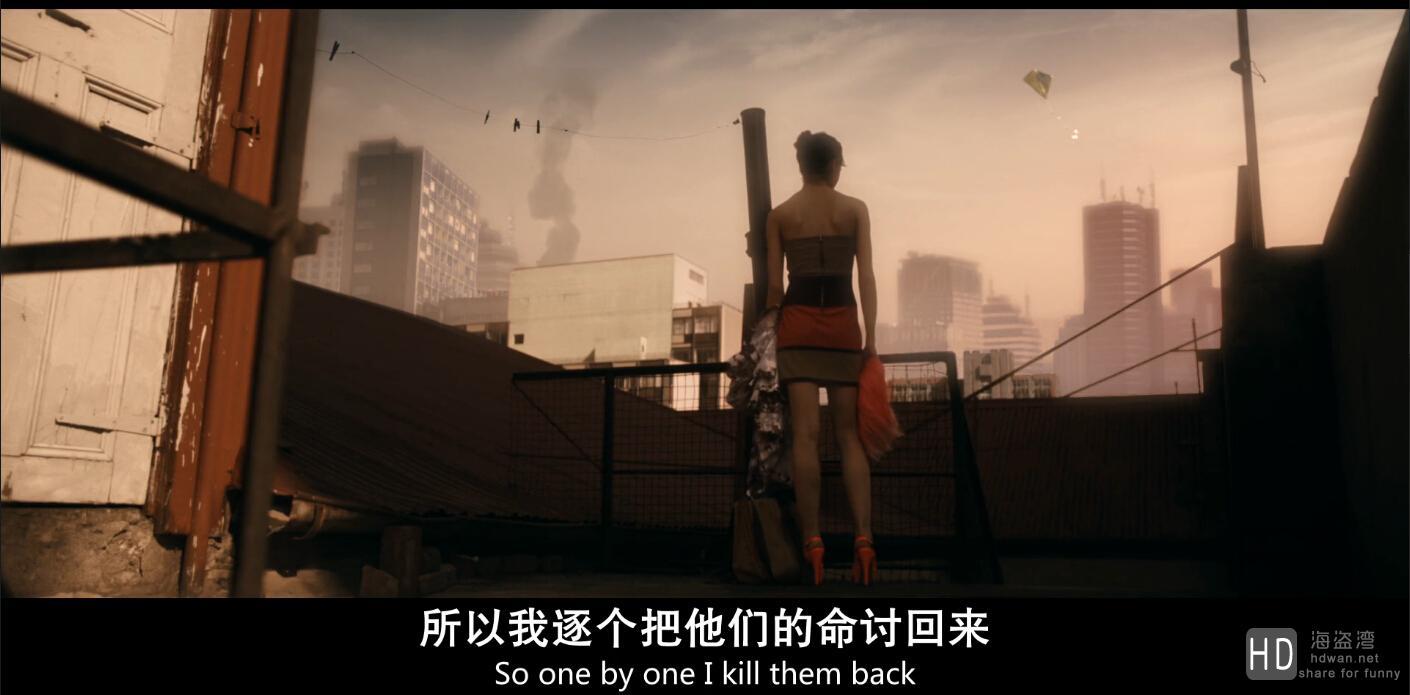 [风筝/少女杀手][2014][欧美][动作][720P/1080P][中英字幕]