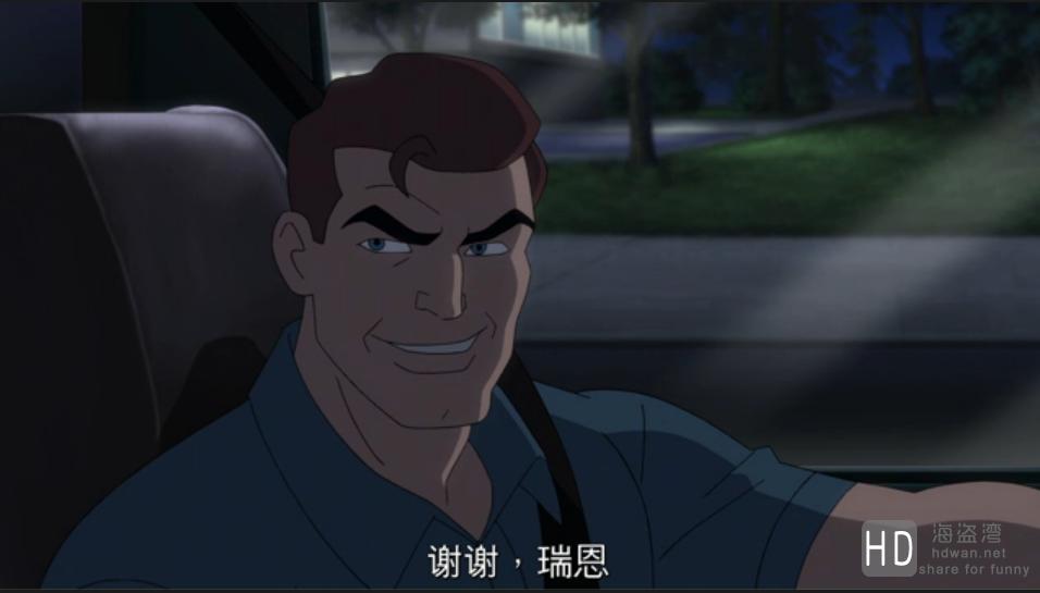 [正义联盟:神明与怪物][2015][欧美][动画][Bluray.720P][英语中字]