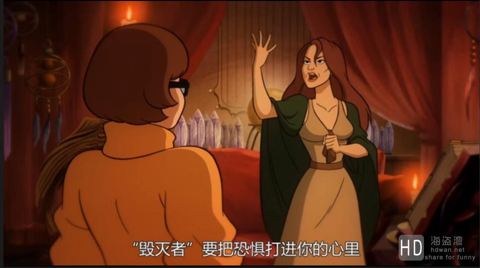 [史酷比!亲吻乐团收妖记][2015][欧美][动画][720P/1080P][英语中字]