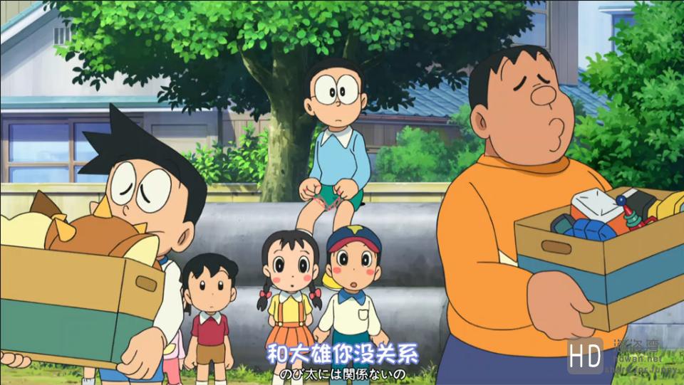 [哆啦A梦:大雄的宇宙英雄记][2015][日本][动画][BD-MP4/1.9G][日语中字][720P]