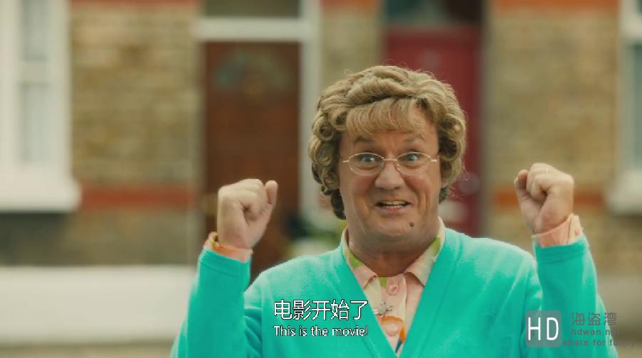 [布朗夫人的儿子们电影版][2014][欧美][喜剧][BD-MP4/1.32][中英双字][720p]