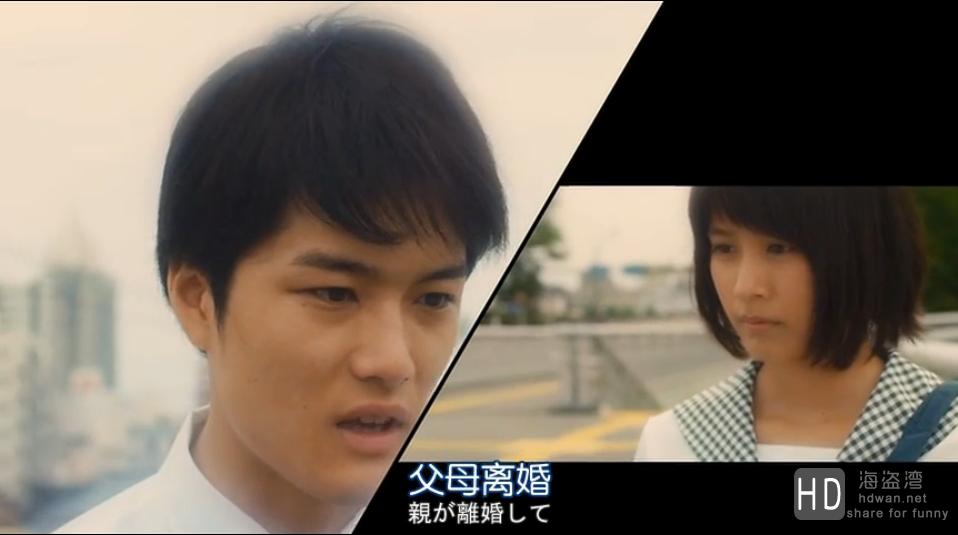 [闪烁的爱情][2015][日本][爱情][DVD-MP4/596MB][日语中字][480P]