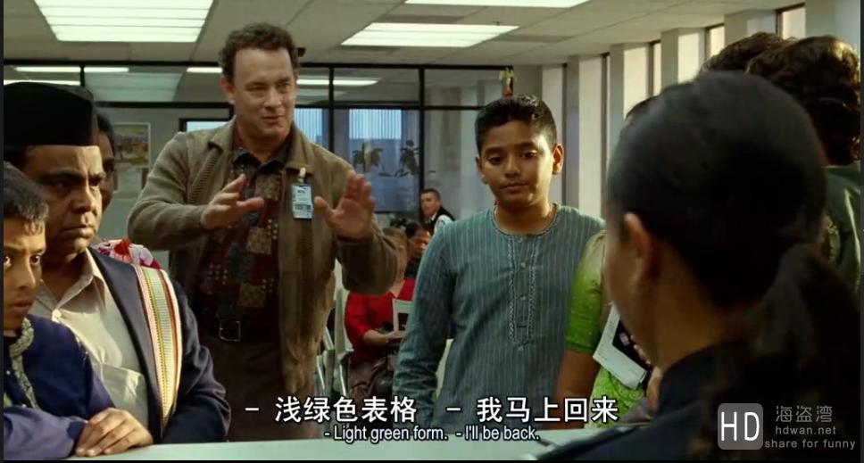 [幸福终点站/机场客运站][2004][欧美][喜剧][408P/720P][中英字幕]