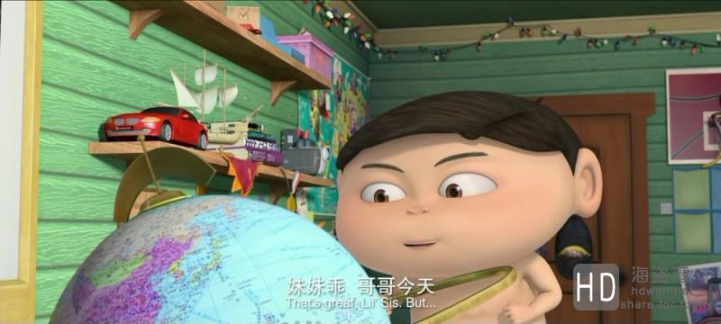[桂宝之爆笑闯宇宙][2015][大陆][动画][720P/1080P][国语中字]
