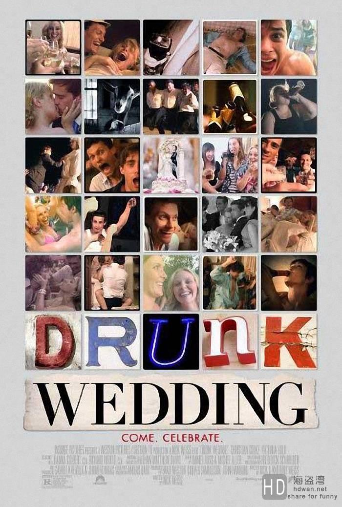 [醉汉的婚礼][2015][美国][喜剧/爱情][AVI/1.11GB][英语无字]