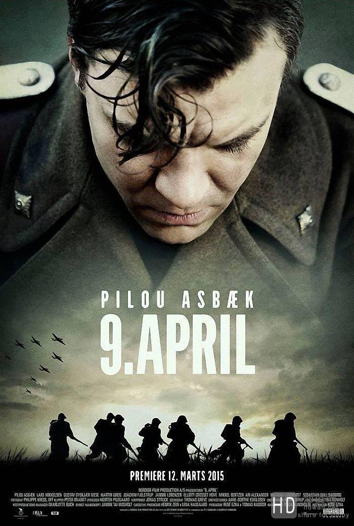 [四月九日/开战日][2015][欧美][战争][BD-MP4/1.35G][1080P][外挂中英字幕]