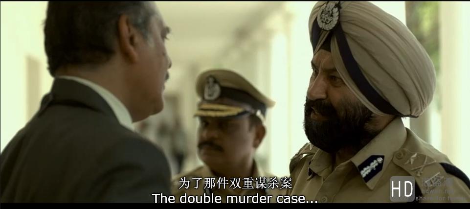[罪恶][2015][印度][犯罪][BD-MKV/2.88GB][中英字幕][720P]