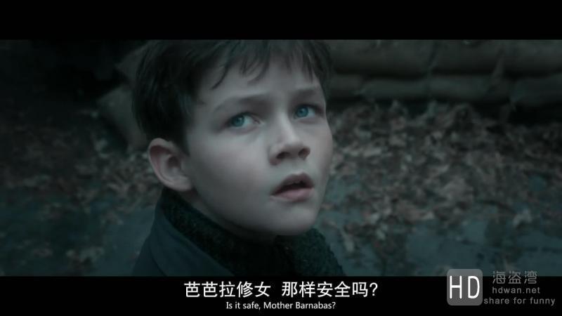[小飞侠:幻梦启航/潘恩:航向梦幻岛][2015][欧美][奇幻][BD-MKV/1.3G][英语中英双字][720P]