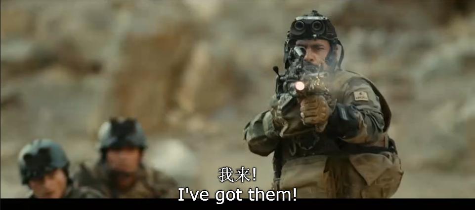 [特种部队/沙漠神兵][2011][欧美][动作][BD-MKV/2.8GB][中英字幕][720P]