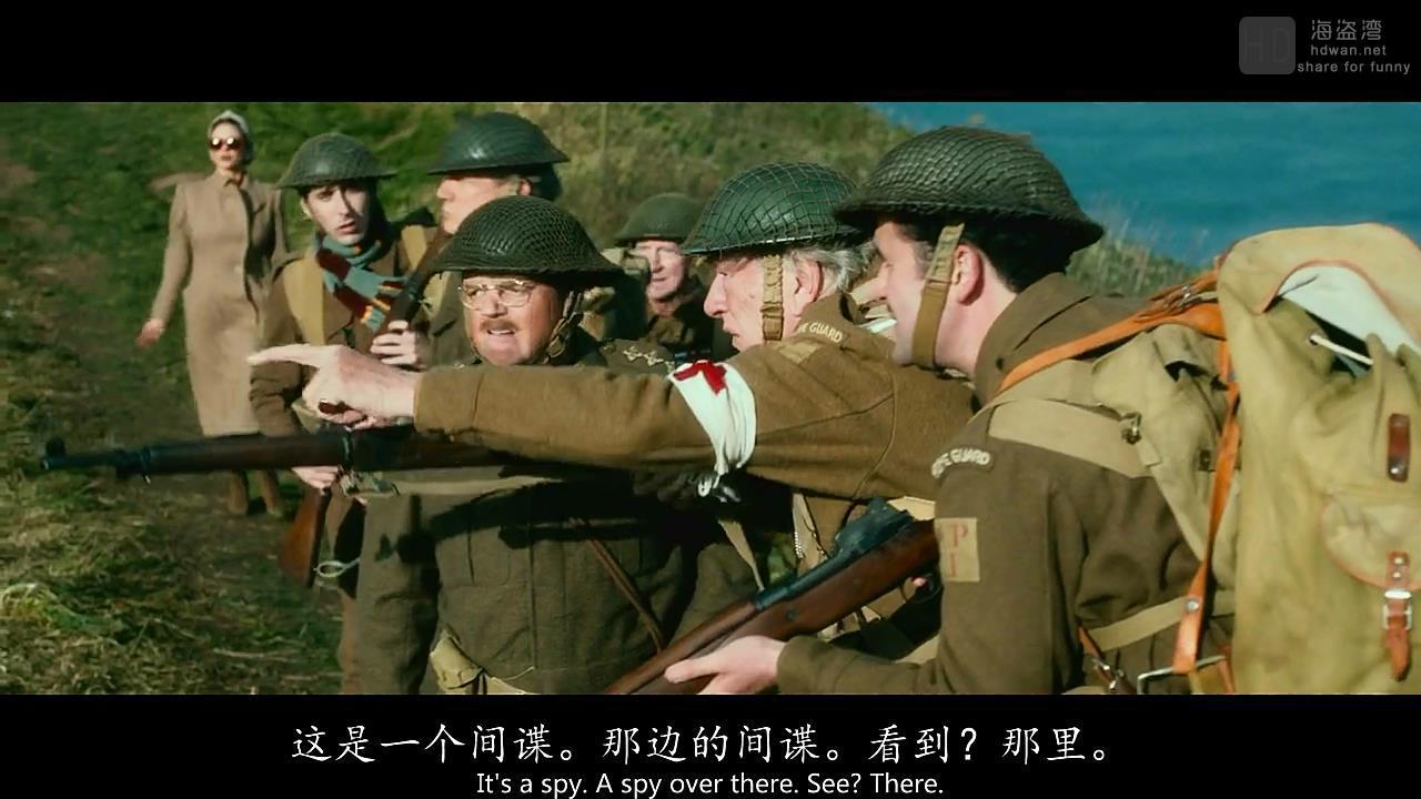 [老爸战场/老爹上战场][2016][欧美][战争][WEB-MKV/2G][中英字幕][720P]