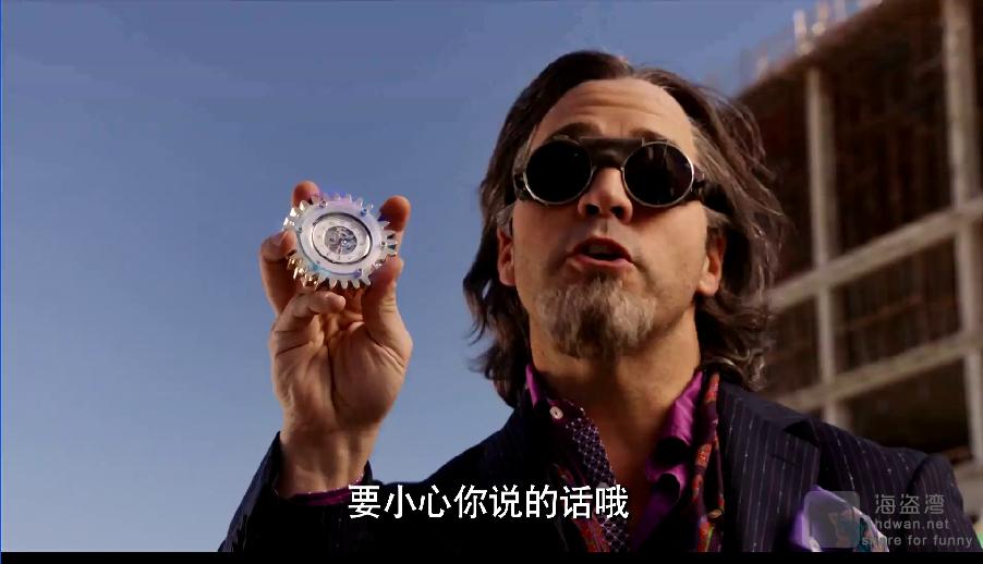 [非常小特工之时间大盗][2011][欧美][科幻][HD-MKV/1.31G][英语中字][1080P]