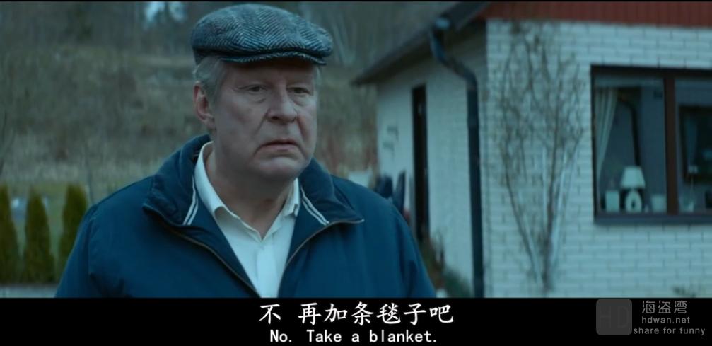[一个叫欧维的男人决定去死][2015][欧美][喜剧][BD-MP4/1.79GB][中英字幕][720P]