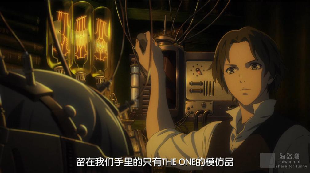 [尸者帝国][2015][日本][动画][720P-2.67GB/1080P-5.5GB][日语中字]
