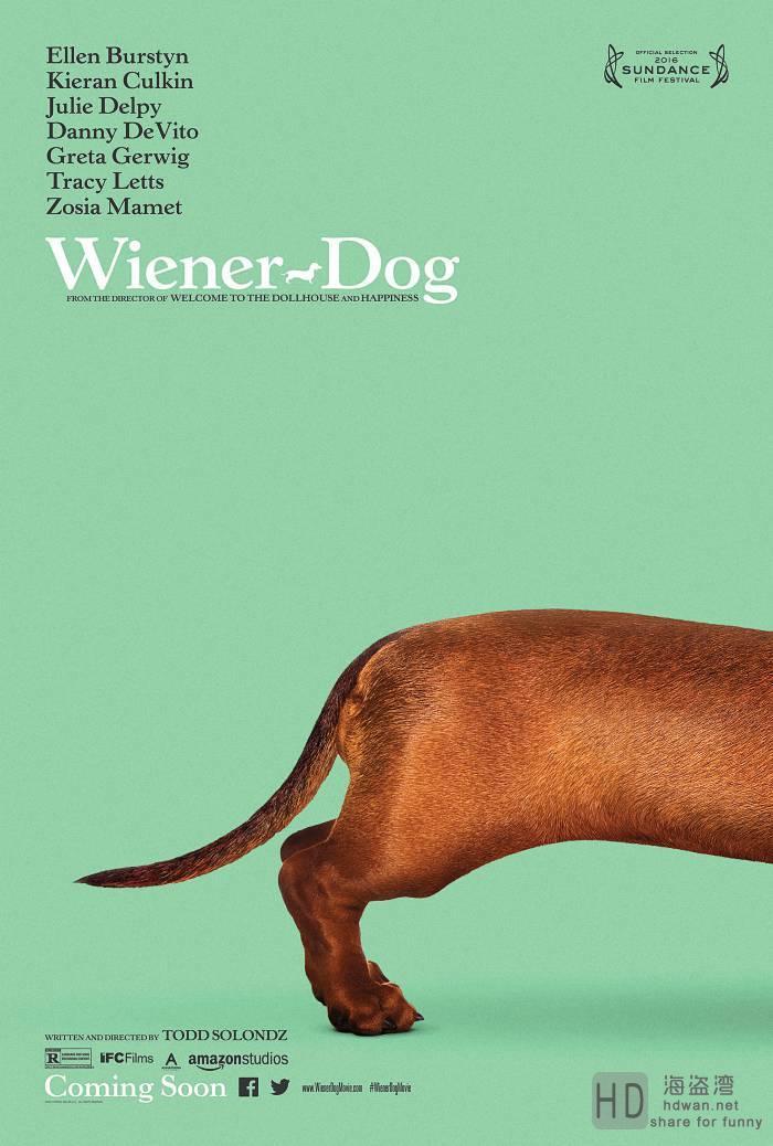 [腊肠狗][2016][欧美][喜剧][720p.BluRay-3.27GB][英语无字]
