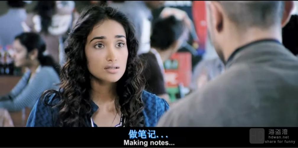 [未知死亡/凶心人在宝莱坞/宝莱坞记忆拼图][2008][印度][惊悚][BD-RMVB/2.35G][中英字幕]