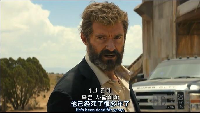 [金刚狼3/金刚狼3:殊死一战][2017][欧美][动作][HD-MP4/1.84G][英语中字][韩版720P更新]